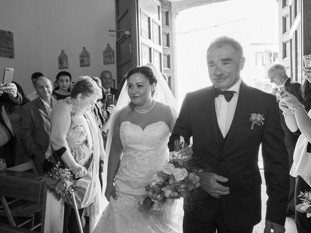 Il matrimonio di Simone e Francesca a Grosseto, Grosseto 15