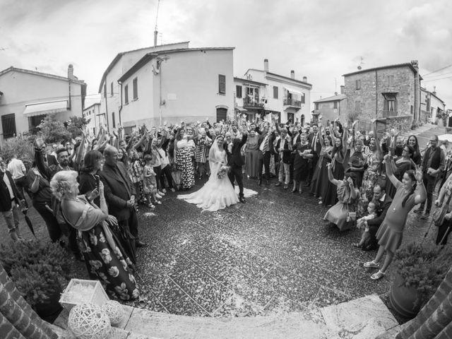 Il matrimonio di Simone e Francesca a Grosseto, Grosseto 19