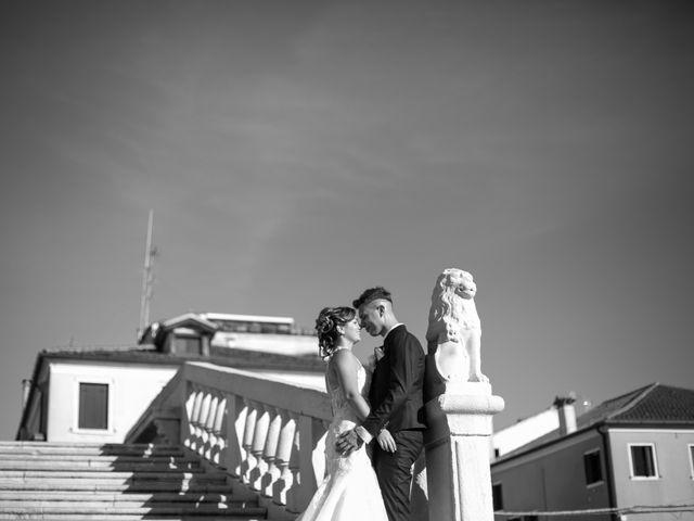 Le nozze di Alessandra e Samuele