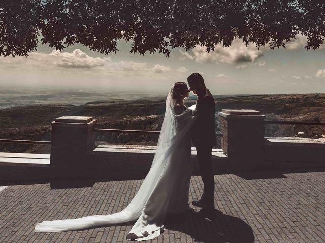 Le nozze di Carmela e Matteo