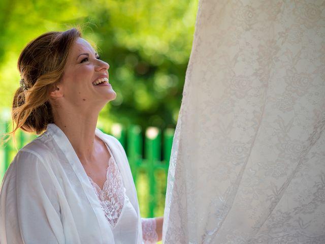 Il matrimonio di Michele e Lina a Benevento, Benevento 7