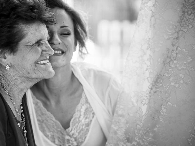 Il matrimonio di Michele e Lina a Benevento, Benevento 8