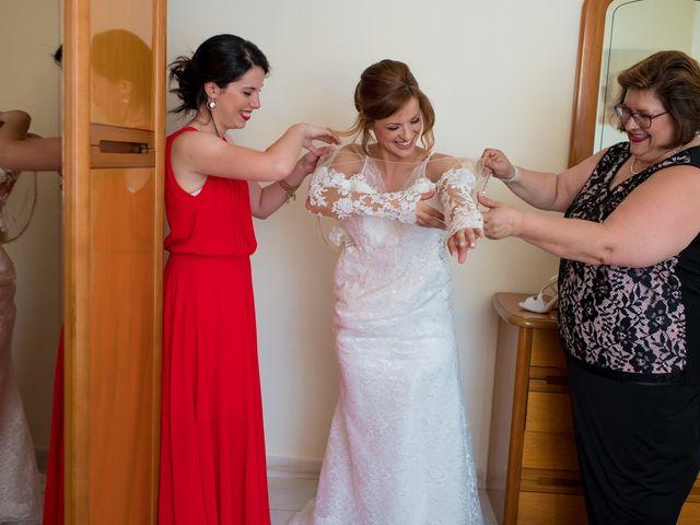 Il matrimonio di Michele e Lina a Benevento, Benevento 12