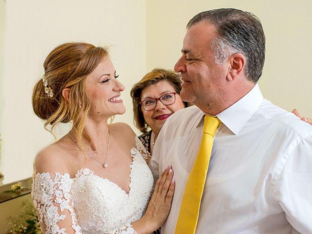 Il matrimonio di Michele e Lina a Benevento, Benevento 13
