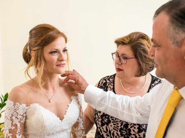 Il matrimonio di Michele e Lina a Benevento, Benevento 14