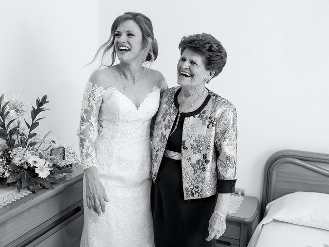 Il matrimonio di Michele e Lina a Benevento, Benevento 15