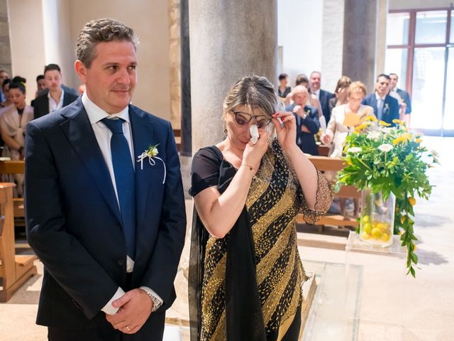 Il matrimonio di Michele e Lina a Benevento, Benevento 21