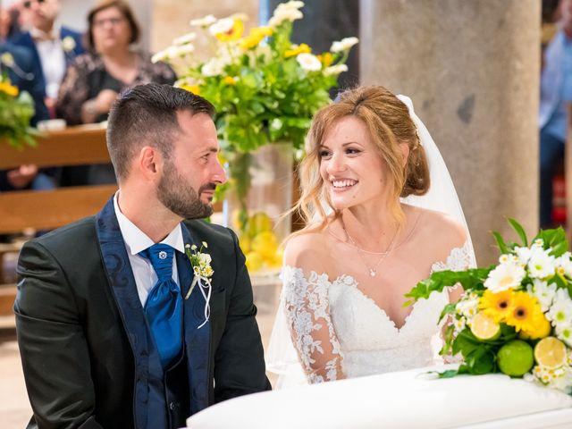 Il matrimonio di Michele e Lina a Benevento, Benevento 23