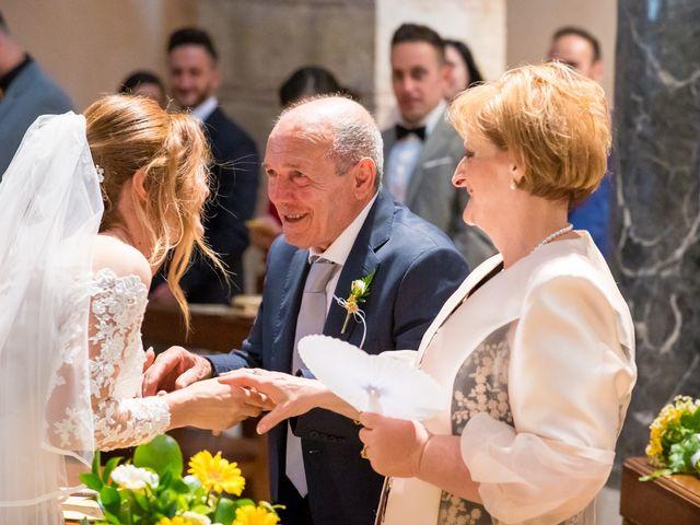 Il matrimonio di Michele e Lina a Benevento, Benevento 26