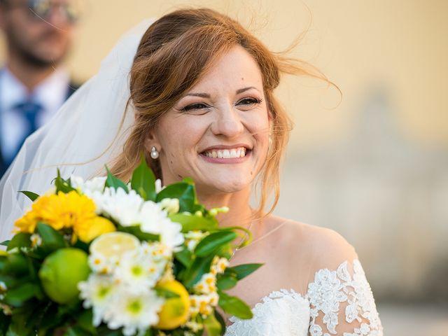 Il matrimonio di Michele e Lina a Benevento, Benevento 28