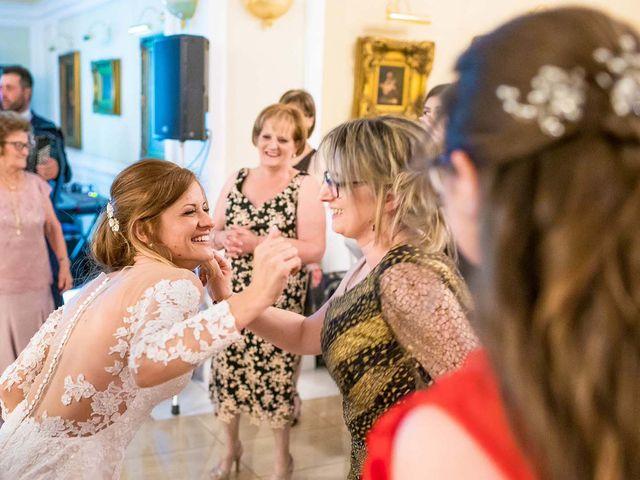 Il matrimonio di Michele e Lina a Benevento, Benevento 31