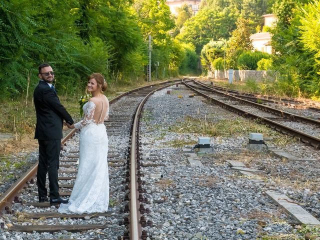 Il matrimonio di Michele e Lina a Benevento, Benevento 50