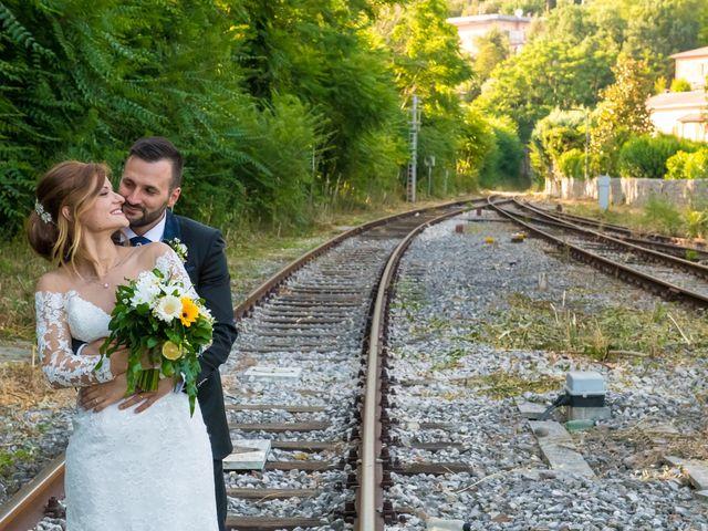 Il matrimonio di Michele e Lina a Benevento, Benevento 52