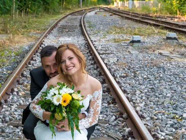 Il matrimonio di Michele e Lina a Benevento, Benevento 53