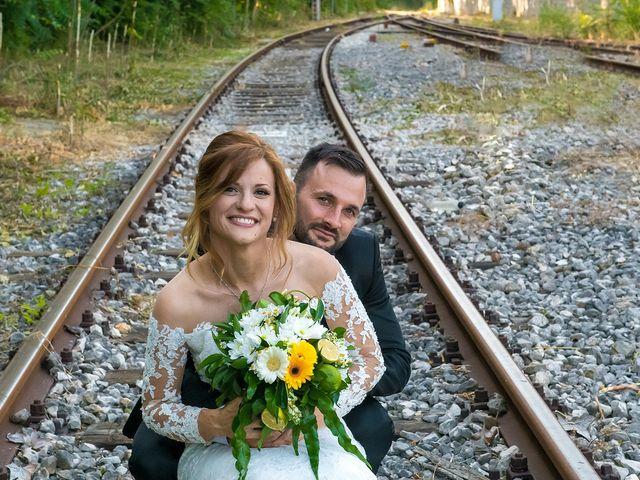 Il matrimonio di Michele e Lina a Benevento, Benevento 54