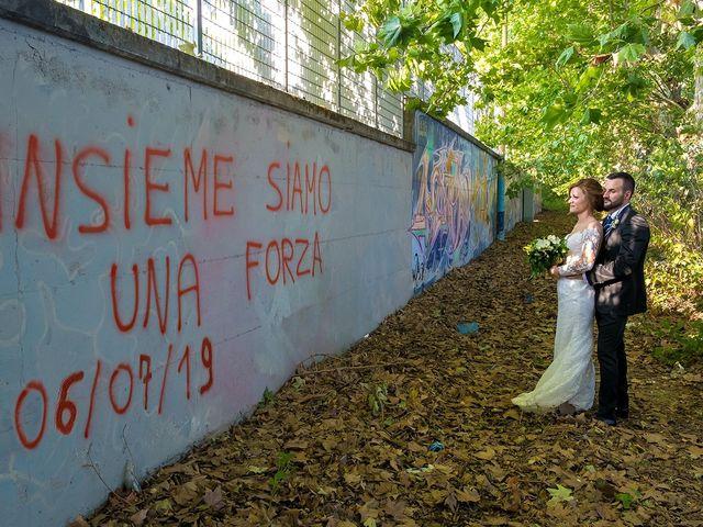 Il matrimonio di Michele e Lina a Benevento, Benevento 57