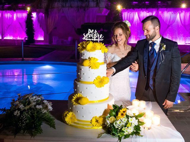 Il matrimonio di Michele e Lina a Benevento, Benevento 63