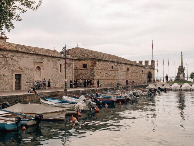 Il matrimonio di Giulia e Riccardo a Lazise, Verona 18