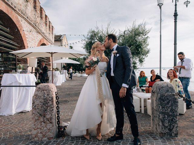 Il matrimonio di Giulia e Riccardo a Lazise, Verona 26