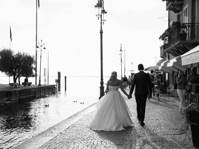 Il matrimonio di Giulia e Riccardo a Lazise, Verona 28