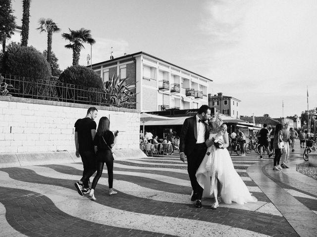 Il matrimonio di Giulia e Riccardo a Lazise, Verona 30