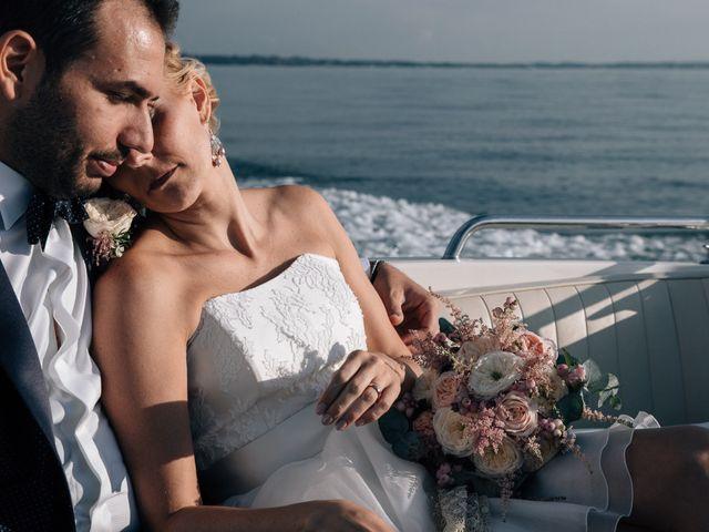 Il matrimonio di Giulia e Riccardo a Lazise, Verona 1