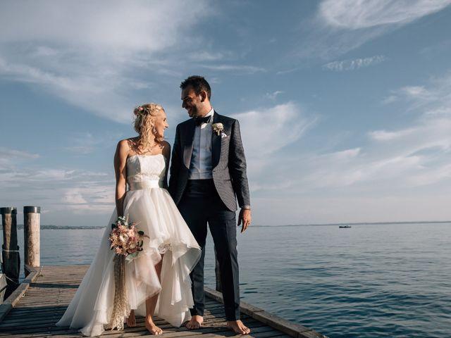Il matrimonio di Giulia e Riccardo a Lazise, Verona 34