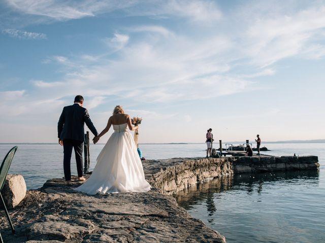 Il matrimonio di Giulia e Riccardo a Lazise, Verona 35