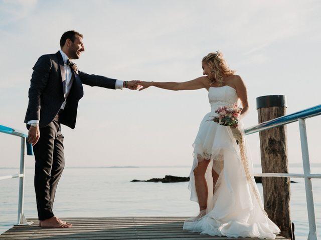 Il matrimonio di Giulia e Riccardo a Lazise, Verona 36