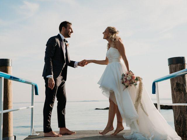 Il matrimonio di Giulia e Riccardo a Lazise, Verona 37