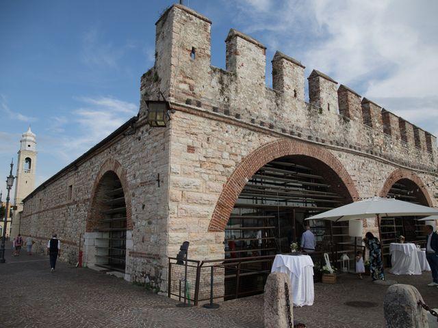 Il matrimonio di Giulia e Riccardo a Lazise, Verona 50
