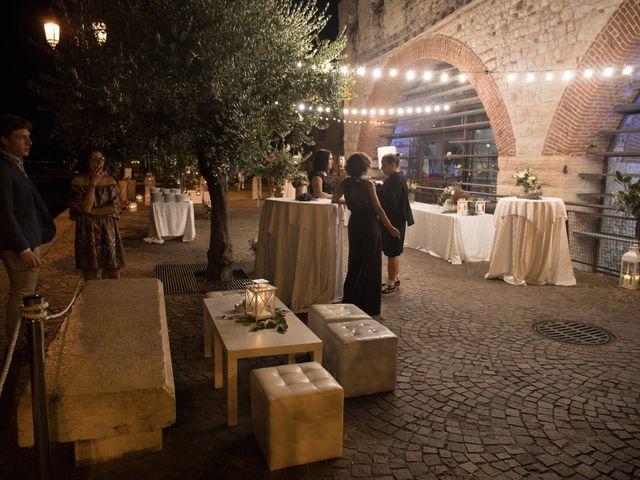 Il matrimonio di Giulia e Riccardo a Lazise, Verona 54