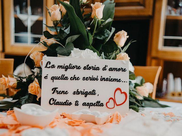 Il matrimonio di Irene e Claudio a Ugento, Lecce 28