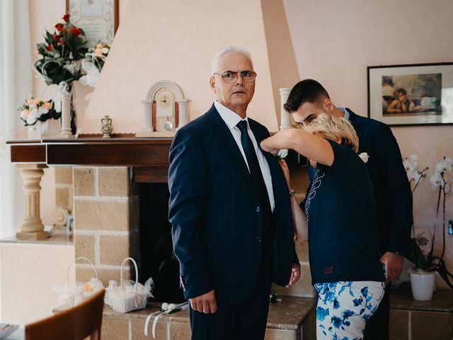 Il matrimonio di Irene e Claudio a Ugento, Lecce 33