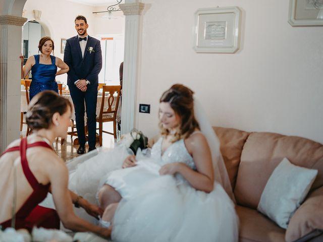 Il matrimonio di Irene e Claudio a Ugento, Lecce 42