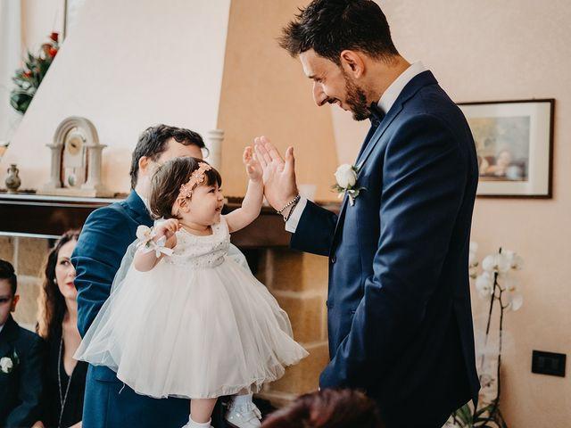 Il matrimonio di Irene e Claudio a Ugento, Lecce 43