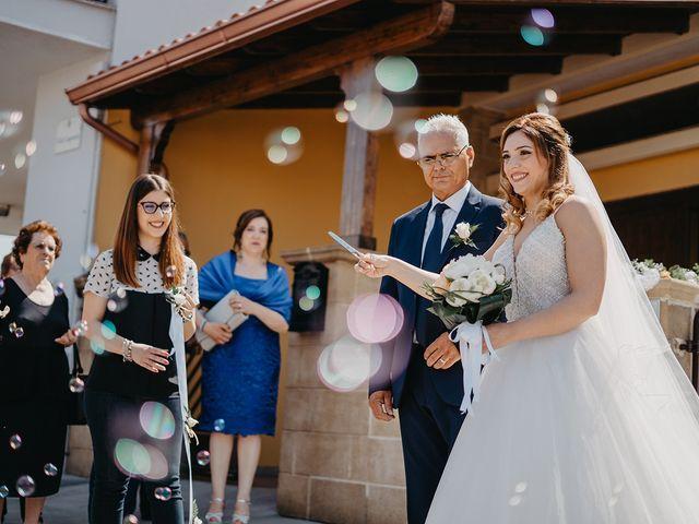 Il matrimonio di Irene e Claudio a Ugento, Lecce 49