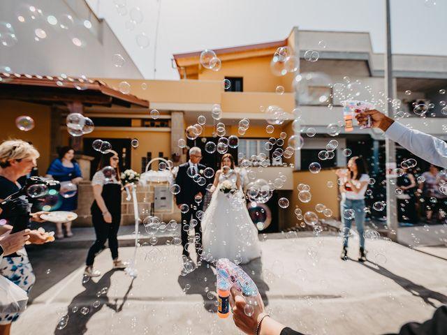 Il matrimonio di Irene e Claudio a Ugento, Lecce 50