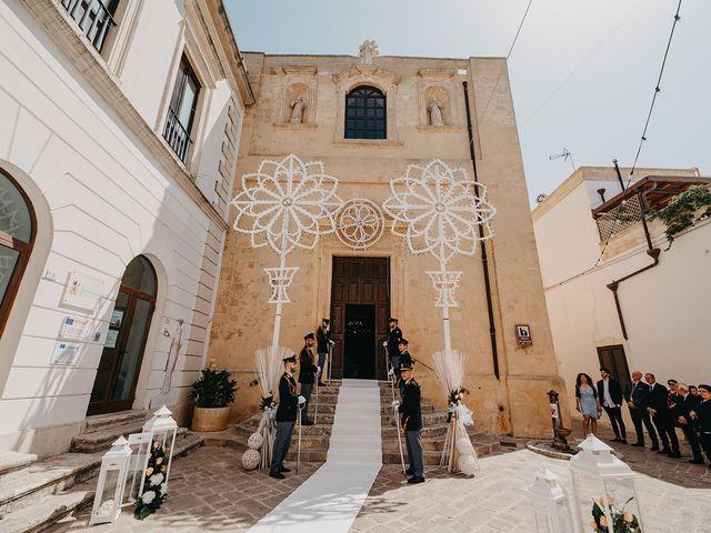 Il matrimonio di Irene e Claudio a Ugento, Lecce 54