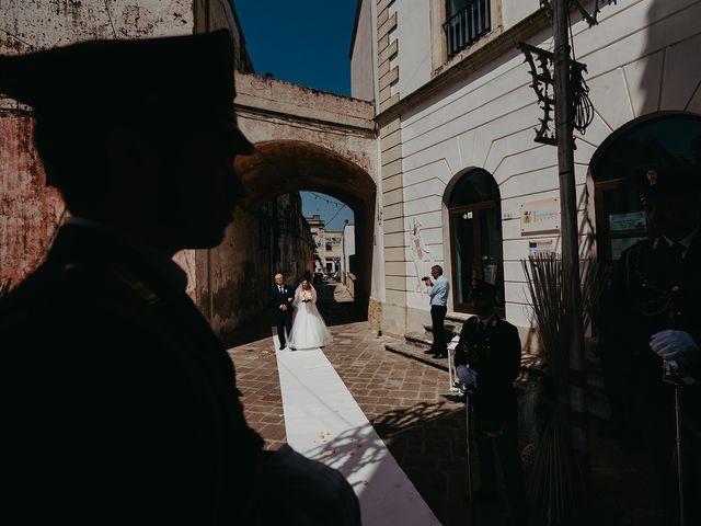 Il matrimonio di Irene e Claudio a Ugento, Lecce 56
