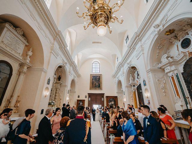 Il matrimonio di Irene e Claudio a Ugento, Lecce 57