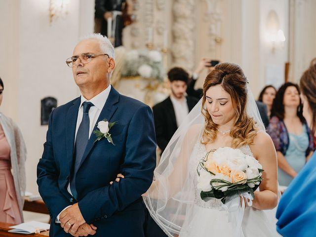 Il matrimonio di Irene e Claudio a Ugento, Lecce 58