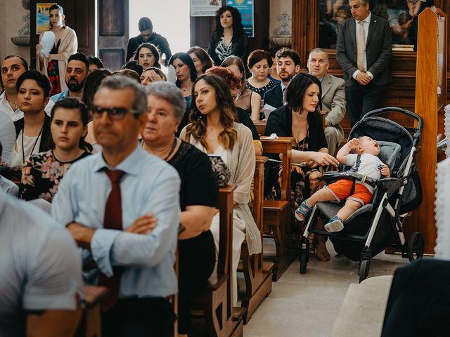 Il matrimonio di Irene e Claudio a Ugento, Lecce 60
