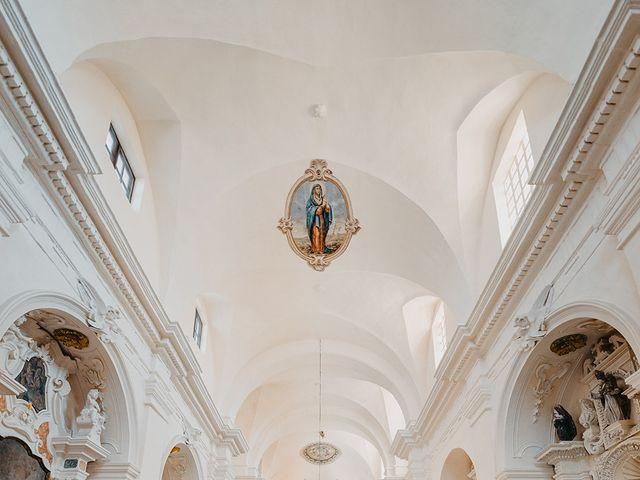 Il matrimonio di Irene e Claudio a Ugento, Lecce 61
