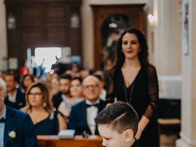 Il matrimonio di Irene e Claudio a Ugento, Lecce 66
