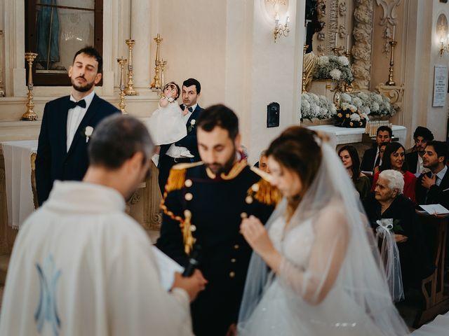 Il matrimonio di Irene e Claudio a Ugento, Lecce 67