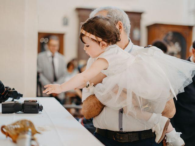Il matrimonio di Irene e Claudio a Ugento, Lecce 69