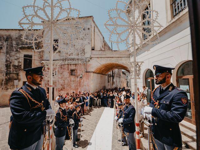 Il matrimonio di Irene e Claudio a Ugento, Lecce 72