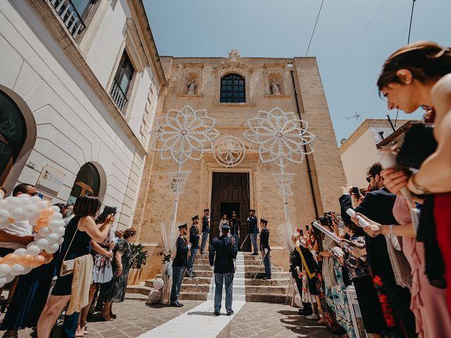 Il matrimonio di Irene e Claudio a Ugento, Lecce 74