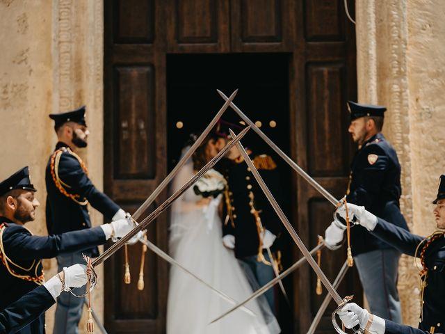 Il matrimonio di Irene e Claudio a Ugento, Lecce 75